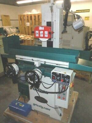 G0763 Grizzly 6 X 18 Surface Grinder - Used