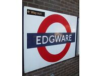 1-Bed Flat Edgware for Inner London Zones 1-2