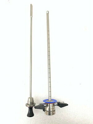Olympus A2912 Cystoscope Sheath Dual Port Endoscope Laparoscope