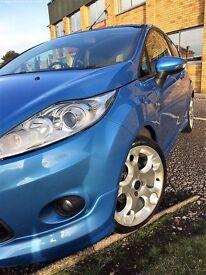 Ford Fiesta 1.6 TDCi Zetec S - £20TAX BLUETOOTH Full Service 65+ MPG