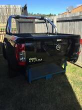 Navara  NP300 STX Dual CabTub, Sports Bar, Tub Liner, Tie downs Waterford Logan Area Preview