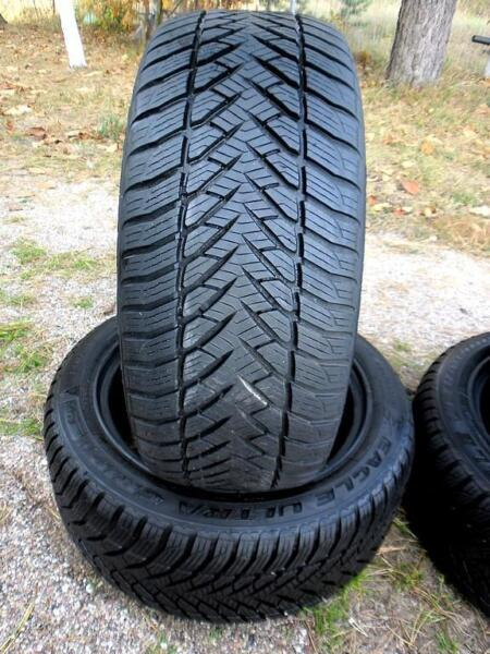 Goodyear Eagle Ultra Grip GW-3 225/50/17 2x8.3mm jak Nowe