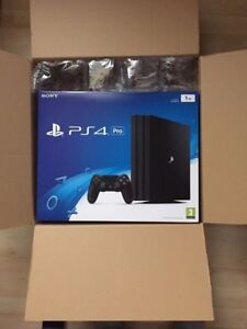 Brand New Sealed Unopened Sony PlayStation 4 Pro