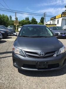 2012 Toyota Corolla FULLY CERTIFIED UBER DRIVERS WELCOME