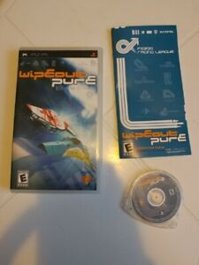 Wipeout Pure for PSP