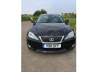 LEXUS IS 220d 2.2 TD SE 4dr - Excellent Condition