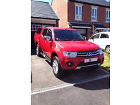 Mitsubishi L200 Challenger Double Cab Pickup 4WD NO VAT, T/BAR, WARRANTY