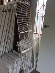Wardrobe wire racks Whitfield Cairns City Preview