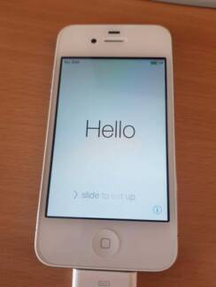 iPhone 4s (16GB) Mint condition - As new - No wear or scratches