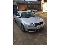 2008 Skoda Superb 1.9 TDI PD Classic 4dr for Sale Only £995