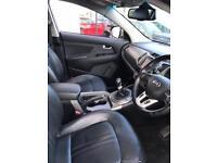 2014 KIA Sportage 2.0 CRDi KX-4 AWD 5dr