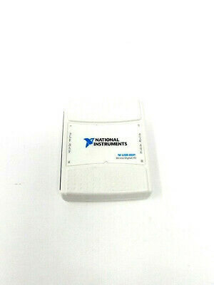 National Instruments Ni Usb-6501 Data Acquisition Card Ni Daq Dio