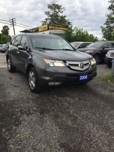 2008 Acura MDX FULLY CERTIFIED - FULLY APPOINTED LUXURY SUV