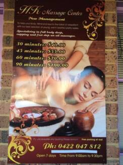 HK Massage Centre 910 Albany HWY, East Vic Park