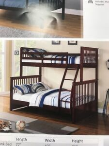 Bunk bed-not opened brand new still in box