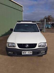 2002 Holden Rodeo Ute Nuriootpa Barossa Area Preview