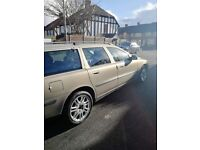 AUTOMATIC 7 SEATER VOLVO V70T WITH MOT DRIVE VERY WELL