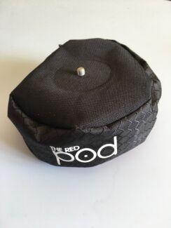 Camera Beanbag - The red pod
