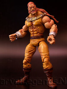 Marvel Legends Giant Man Sabretooth AOA Toy Biz