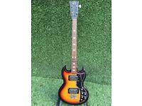 KAY K-2B Vintage And Rare Bass Guitar Made In Japan