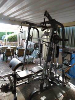 Marcy MD-9010 Home Gym Sheidow Park Marion Area Preview