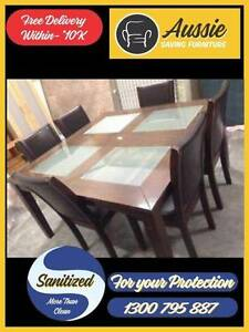 20% OFF FOR THIS 6 SEATER DINING SET TODAY ONLY Joondalup Joondalup Area Preview