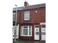 2 bedroom house in Wicklow Street, Middlesbrough, TS1 (2 bed)