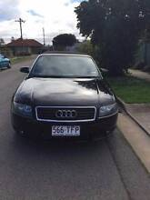 2003 Audi A4 Convertible Brunswick East Moreland Area Preview