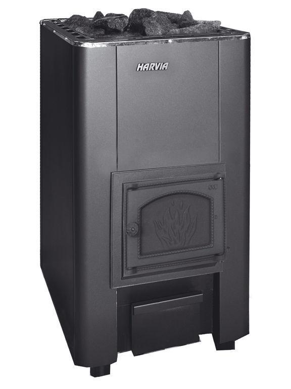 new harvia 50 woodburning sauna heater free
