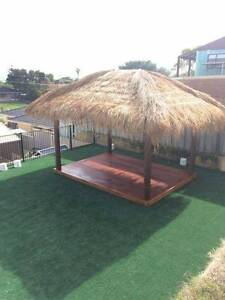 DIY Bali Hut Kits Or Installed! DISPLAY CENTRE 4 Panton Rd Mandurah Mandurah Area Preview