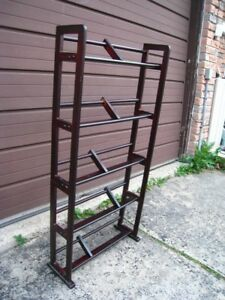 Slightly used Solid Wood 5-level Shoe Rack Shelf in great condit