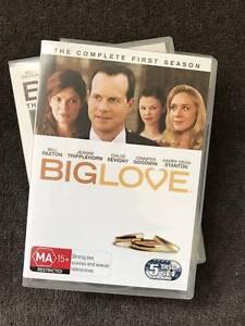 Big Love Complete Box Set Mount Waverley Monash Area Preview