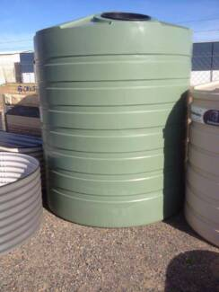 AUGUST CLEARANCE! 5000LT Poly Water Tanks, Shed, Farm, Building Seaford Morphett Vale Area Preview