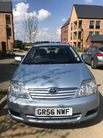 For Sale of Toyota Corolla 1.6 VVT-i T3 4dr