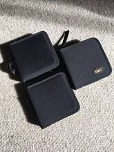 3x CD Storage Wallet Merewether Newcastle Area Preview