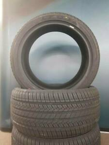 BRAND NEW - 235-40-R18 PERFORMANCE TYRES - FITTED & BALANCED