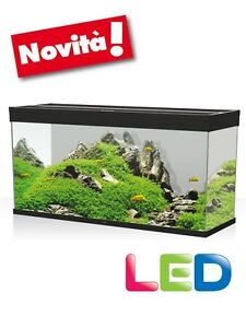 Acquario askoll emotions nature pro 100 nero filtro for Askoll pratiko 200