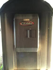 Central Bolier E-Classic 2300 Duel Fuel Outdoor Wood Furnace