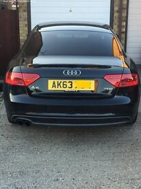 Audi A5 1.8 TFSI Black Edition Multitronic 2dr