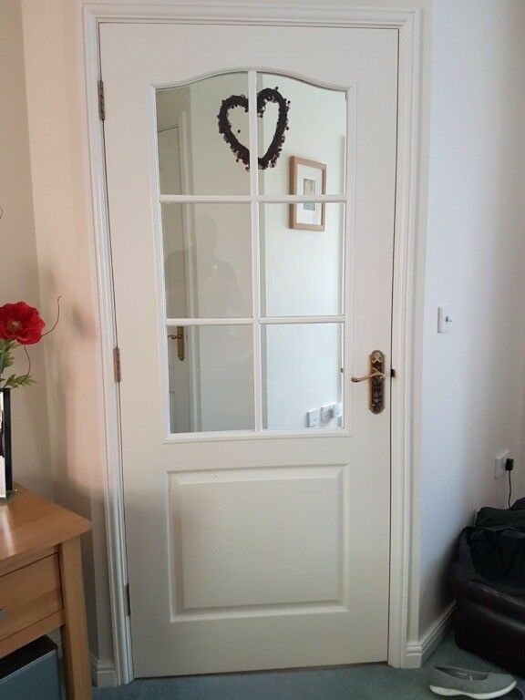 14x Moulded White Internal Doors In Rainham Kent Gumtree