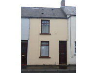 Two bedroom house to rent in larne
