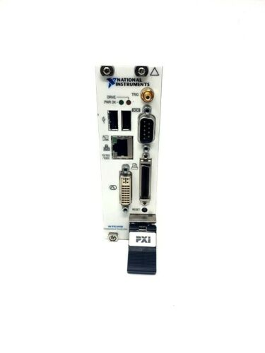 National Instruments NI PXI-8102 1.9 GHz, Dual-Core Proc., PXI Emb. Controller