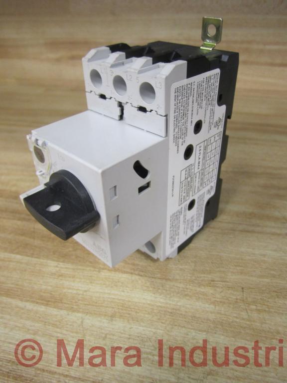AEG Mbs32HG025 Manual Motor Starter