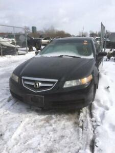2005 Acura TL just in for parts at Pic N Save!