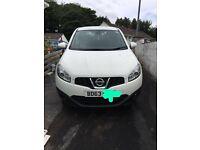 Nissan Qashqai - 63 plate - low mileage - FSH