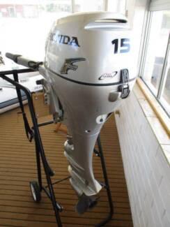 Honda 15HP Longshaft