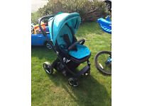 Babystyle oyster pram and