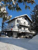 Beau Grand Chalet Lac et Montagne village St-Adolphe-d'Howard