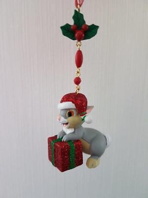 Disney Weihnachten Schmuck/Ornament süße Klopfer Freund von Bambi..Neu
