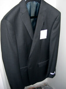 Neuf Calvin Klein Blazer SUIT Jacket VESTON 42 Long/tall
